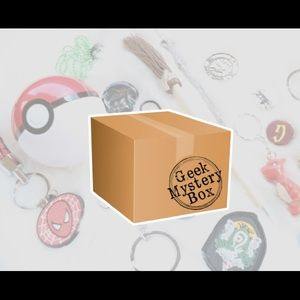 Hot Topic Other - Geek mystery box